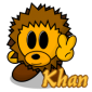 Khan's picture